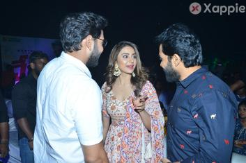 Dev Movie Pre-release event photos - Gallery