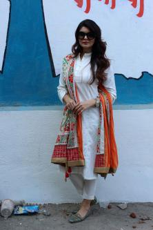 Ihana Dhillon Celebrating Republic Day With The Kids Of Smile Foundation Photos