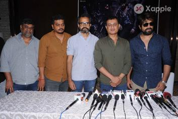 KGF movie Press Meet Photos
