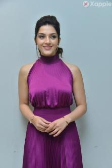Mehreen Kaur Pirzada Latest Photos From F2 Movie Pressmeet