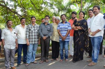 Nene Mukhyamantri Movie Opening Stills