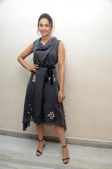 Rakul Preet Singh at Khakee Movie Pressmeet