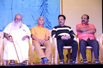 Tamil Writers English Edition Book Release Function