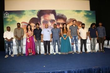 Yemaali Movie Press meet Stills