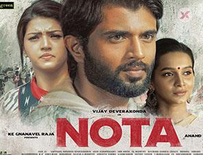 NOTA Box Office Collection
