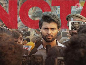 NOTA Tamil Movie Review and Rating