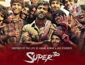 Super 30 Hindi Movie Review and Rating