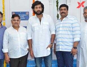Varun Tej latest photos from his next movie launch