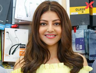 Happi Mobiles 57th Store at Vizag Launched by Kajal Aggarwal - Photos