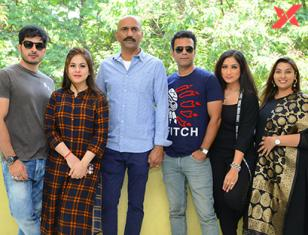 Hyderabad Nawabs 2 Press Meet