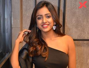 Bigg Boss 3 Telugu fame Vithika Sheru at Hair Crush salon launch in Hyderabad