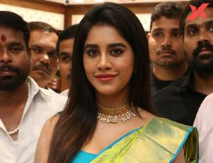 Nabha Natesh Launches Srika Store in Mehadipatnam - Photos