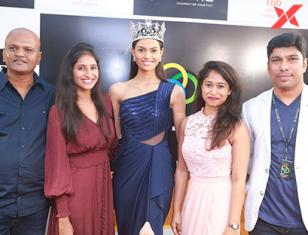 Miss India 2019 Ms. Suman Rao unveiled the new line of wedding & festive footwear collection at Centro