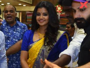 Anupama Parameswaran Launches Chandana Brothers Shopping Mall -Photos