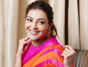 Stunning pictures of south siren Kajal Aggarwal