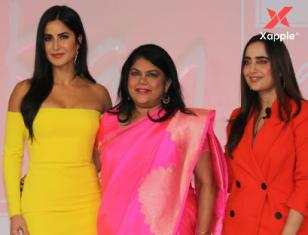 Katrina's KayByKatrina makepu brand launch event photos