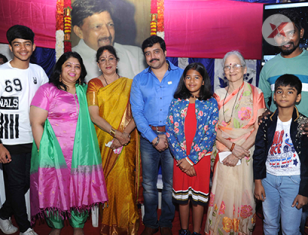 Dr Bharathi Vishnuvardhana Birthday and Documentary movie Launch Press Meet