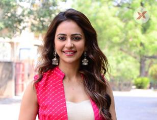 Rakul Preet Singh Latest Photo Shoot