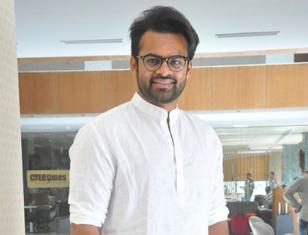 Sai Dharam Tej Inttelligent Movie Interview Stills