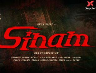 Arun Vijay's upcoming movie titled as Sinam