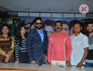 Akkadokaduntadu Movie Success Meet Photos