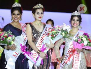 MRS Hyderabad 2018 Grand Finale Fashion show  Photos