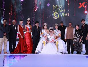 Miss Glam World 2019 Fashion Show Presented Manappuram Finance Limited Ltd and Mahindra Financial Services Limited