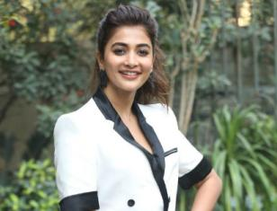 Ala Vaikunthapurramloo beauty Pooja Hegde interacts with the Media- Photos