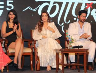 Press Conference of ZEE5 Original KAAFIR by Dia Mirza