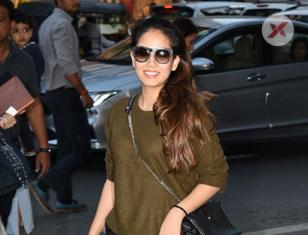 Mira Rajput spotted at Juhu - Photos