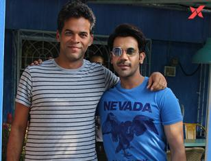Rajkumar Rao & Vikramaditya Motwane spotted at Juhu - Photos