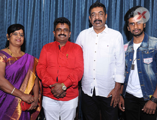 B K Srinivas Son Akshar Launch Press Meet Photos
