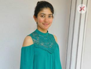 Sai Pallavi Interview Stills