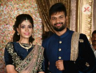 Sumanth Shilendra Wedding photos