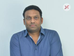 Vijay Chilla Interview Stills, Yatra Movie Producer