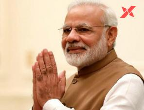 Who are the leaders and celebrities that wished Modi on his Birthday