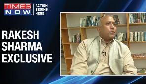 Rakesh Sharma, First Indian in space speaks to Times Now,  Chandrayaan 2
