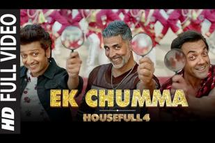 Ek Chumma - Housefull 4 Full Video Song