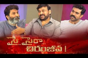 Sye Sye Raa Chiranjeevi - Dussehra Special Interview