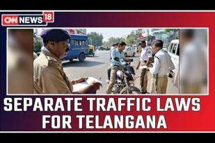 Telangana govt will not implement new road rules: KCR