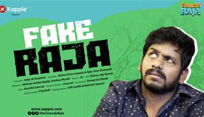 Comedy Short Film - Fake Raja by Comedy Raja