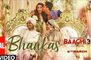 Baaghi 3 - Bhankas Video Song