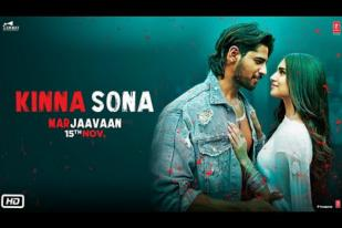 Kinna Sona Video - Marjaavaan