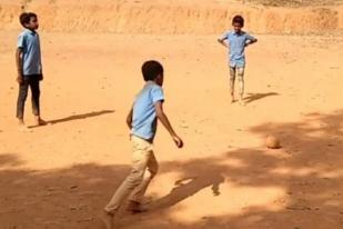 Malappuram Kids' Free Kick Goes Viral In Social Media