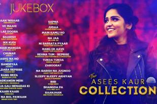 Listen to the Asees Kaur Audio Songs Collection