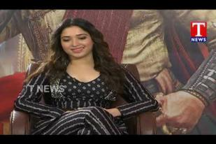 Special Interview with actress Tamanna