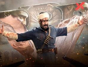 Ajay Devgn's RRR First Look: A fierce and brave force to watch out for