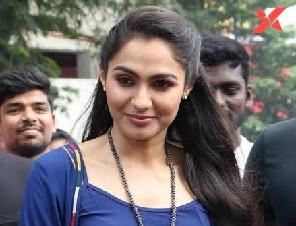 Andrea Jeremiah tests positive for Covid-19