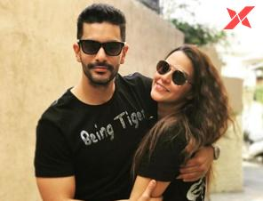 On his birthday Angad Bedi recalls the time he got cold feet when he had to tell Neha Dhupia's parents about her pregnancy.