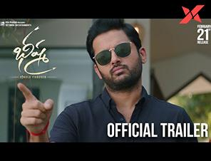 After a series of flops, Nithiin eyes on a super hit with 'Bheeshma' and the film's trailer promises the same